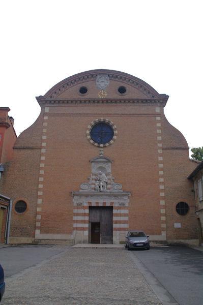 St- Exupère à Toulouse