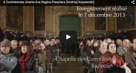 Ave Regina Preaclara (Andrzej Koszewski)