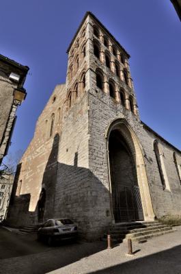Eglise St-Barthélémy à Cahors