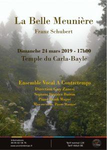 La Belle Meunière de Franz Schubert