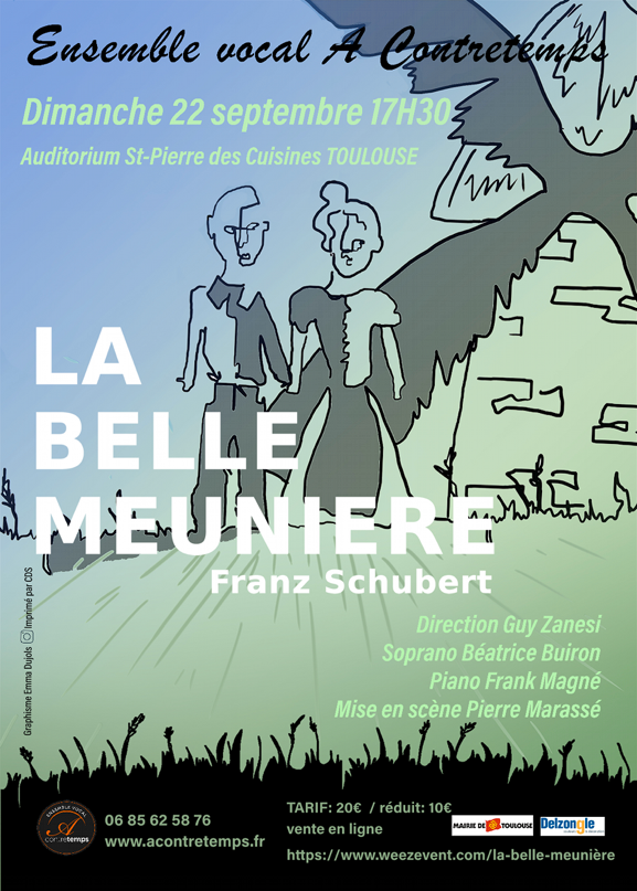 Affiche La Belle Meunière St Pierre-des-cuisines